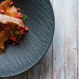 gedresseerd bord restaurant controverse
